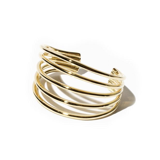Large Simone Cuff Bracelet