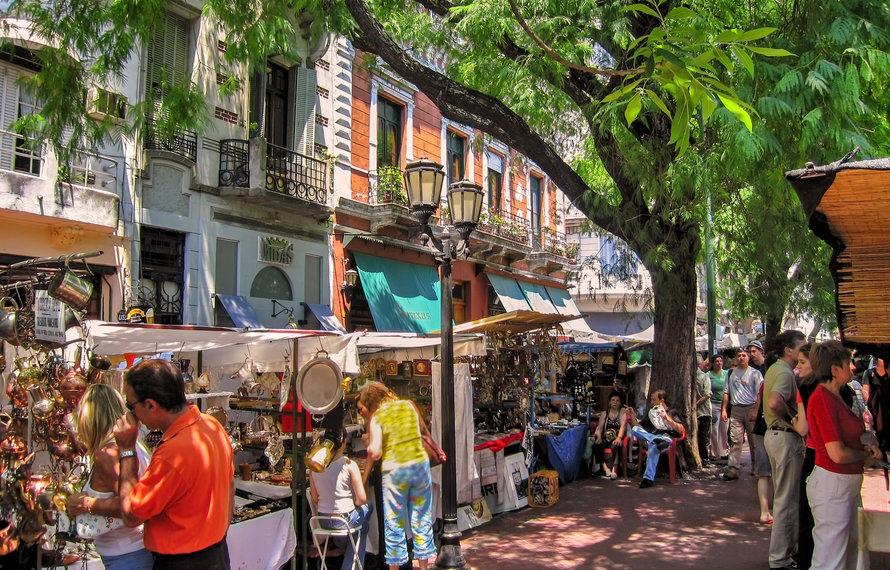 Paris Market Travels: Argentina Day 2
