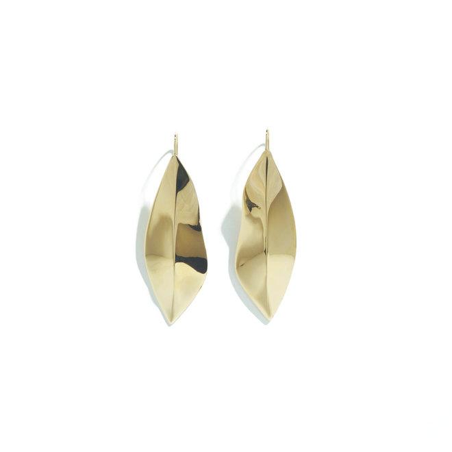 Liv Earring 14k Gold Plate