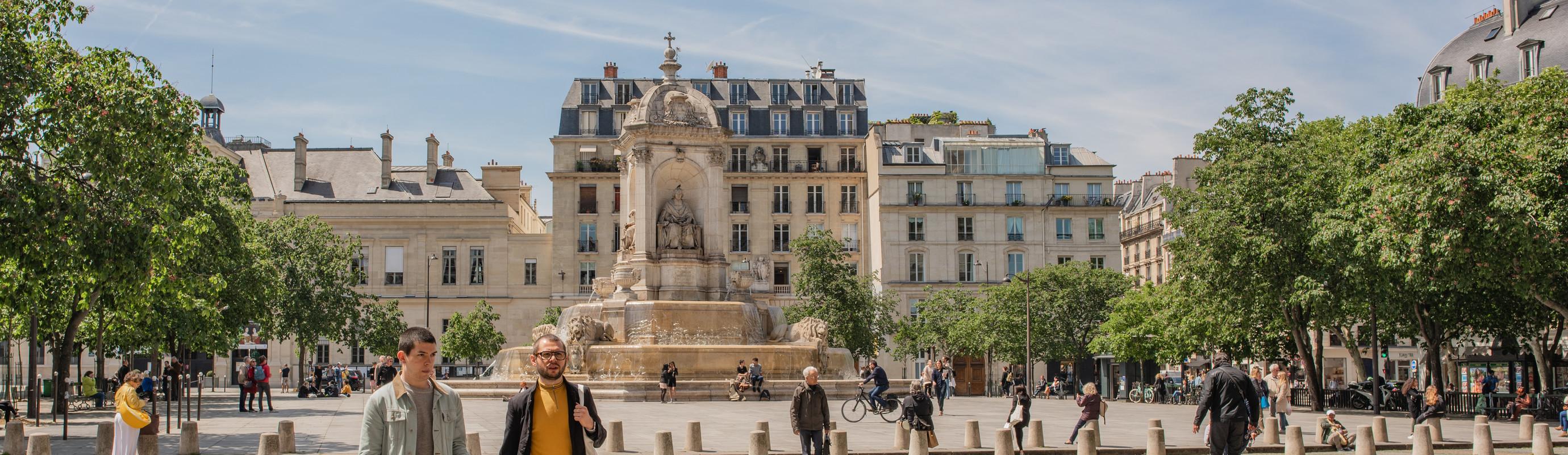 Paris Market Travels: Paris Day 1