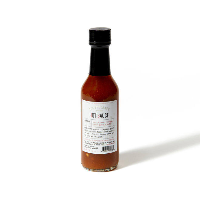 Los Poblanos Hot Sauce