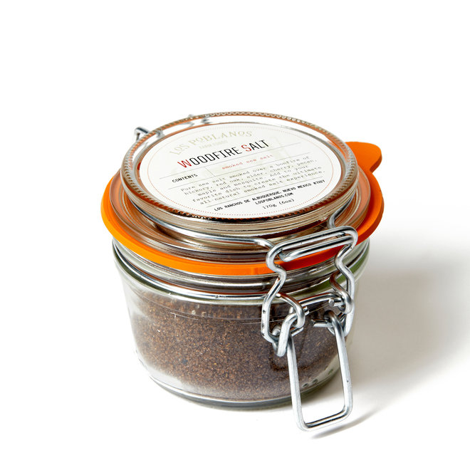 Woodfire Salt