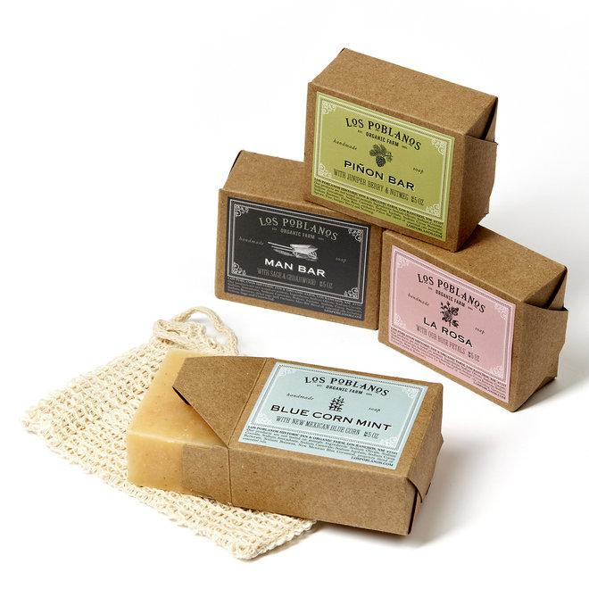 Botanical Soap Gift Set