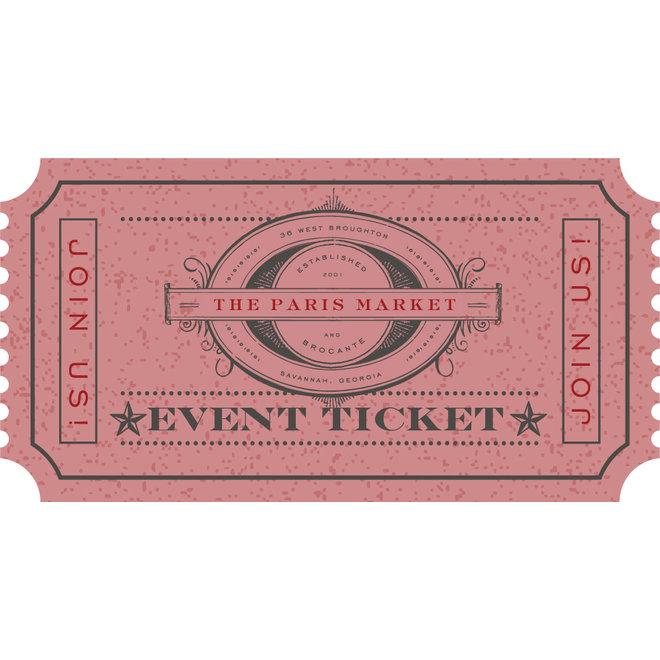 Tribe & Temple Workshop Ticket
