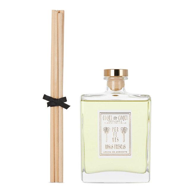 Rosas Frescas Reed Fragrance Diffuser