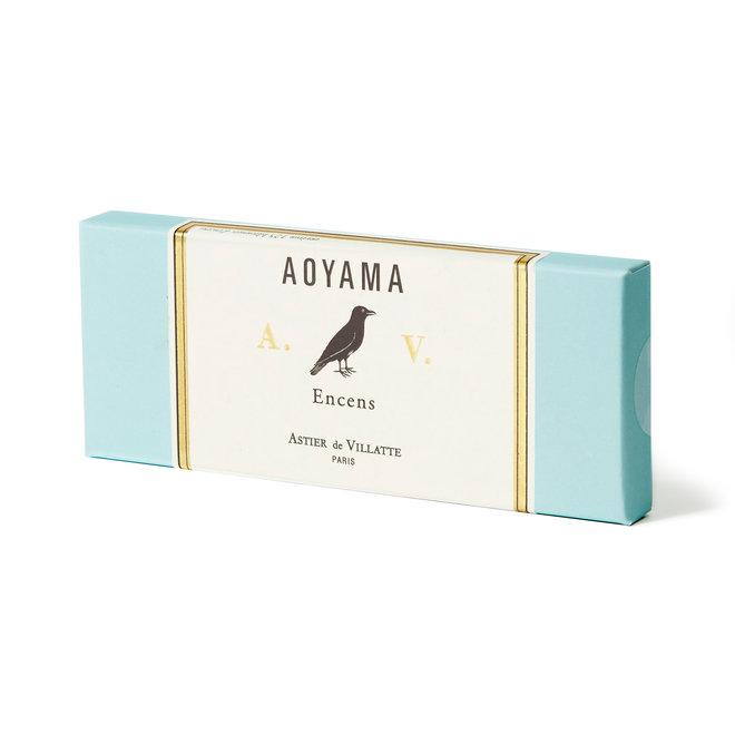 Astier Aoyama Incense
