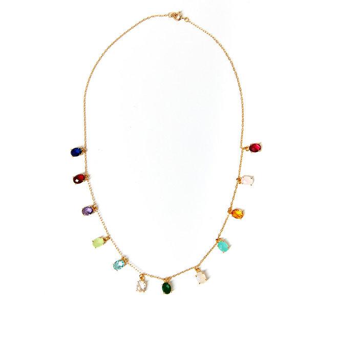 Birthstones Necklace