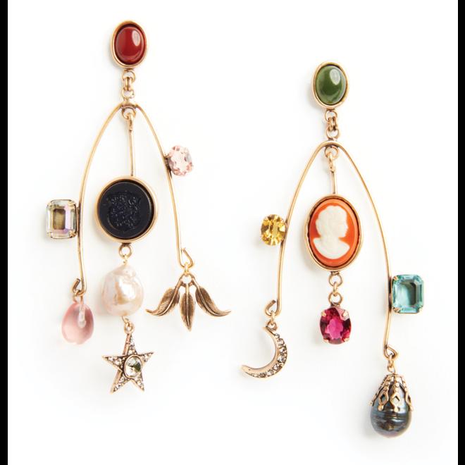 Aristocrate Chandelier Earrings