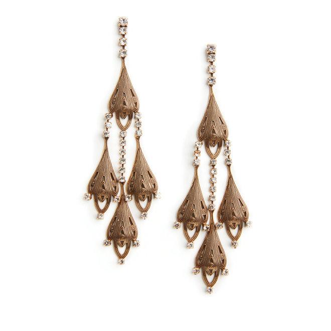 Coronation Chandelier Earrings