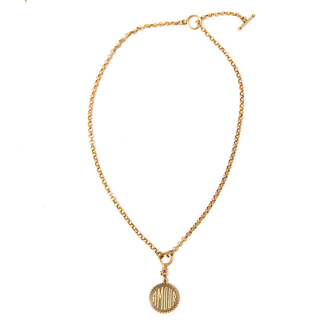 Amour Charm Necklace