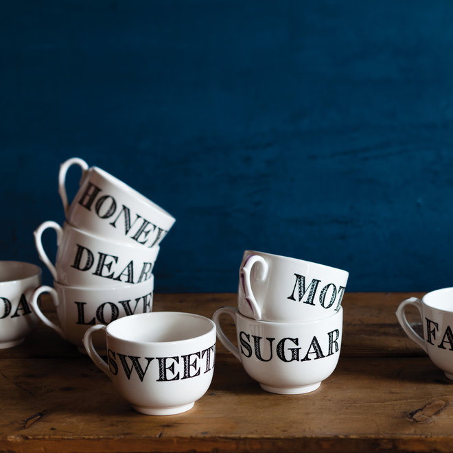 Lover Endearment Cup