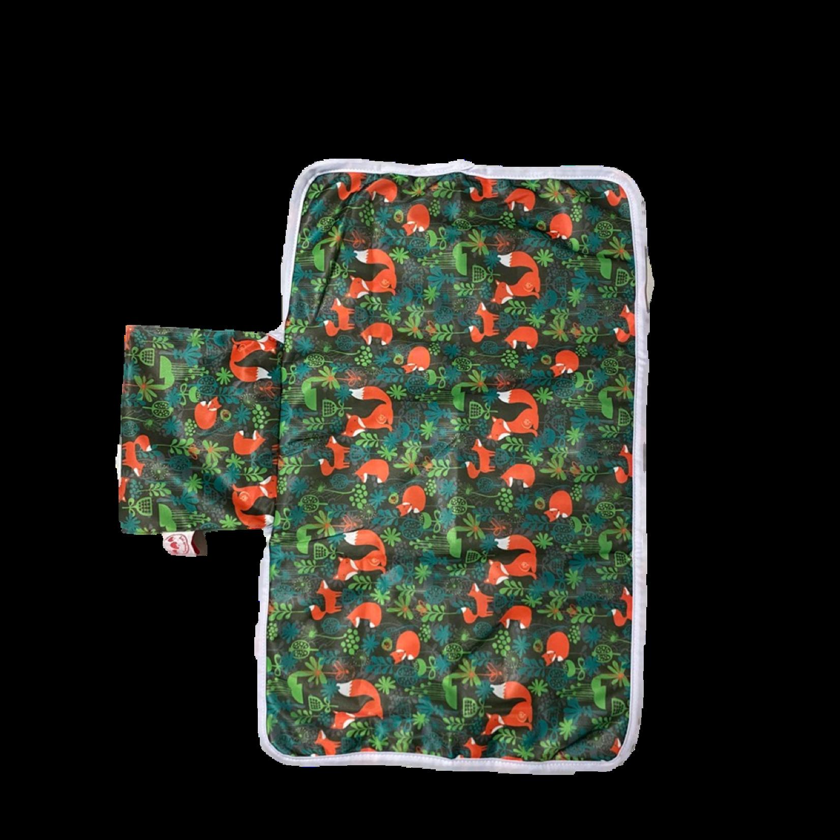 Little Strawberries Little Strawberries Pocket Change Mat