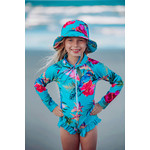 Tribe Tropical Kingfisher Cove Swimsuit