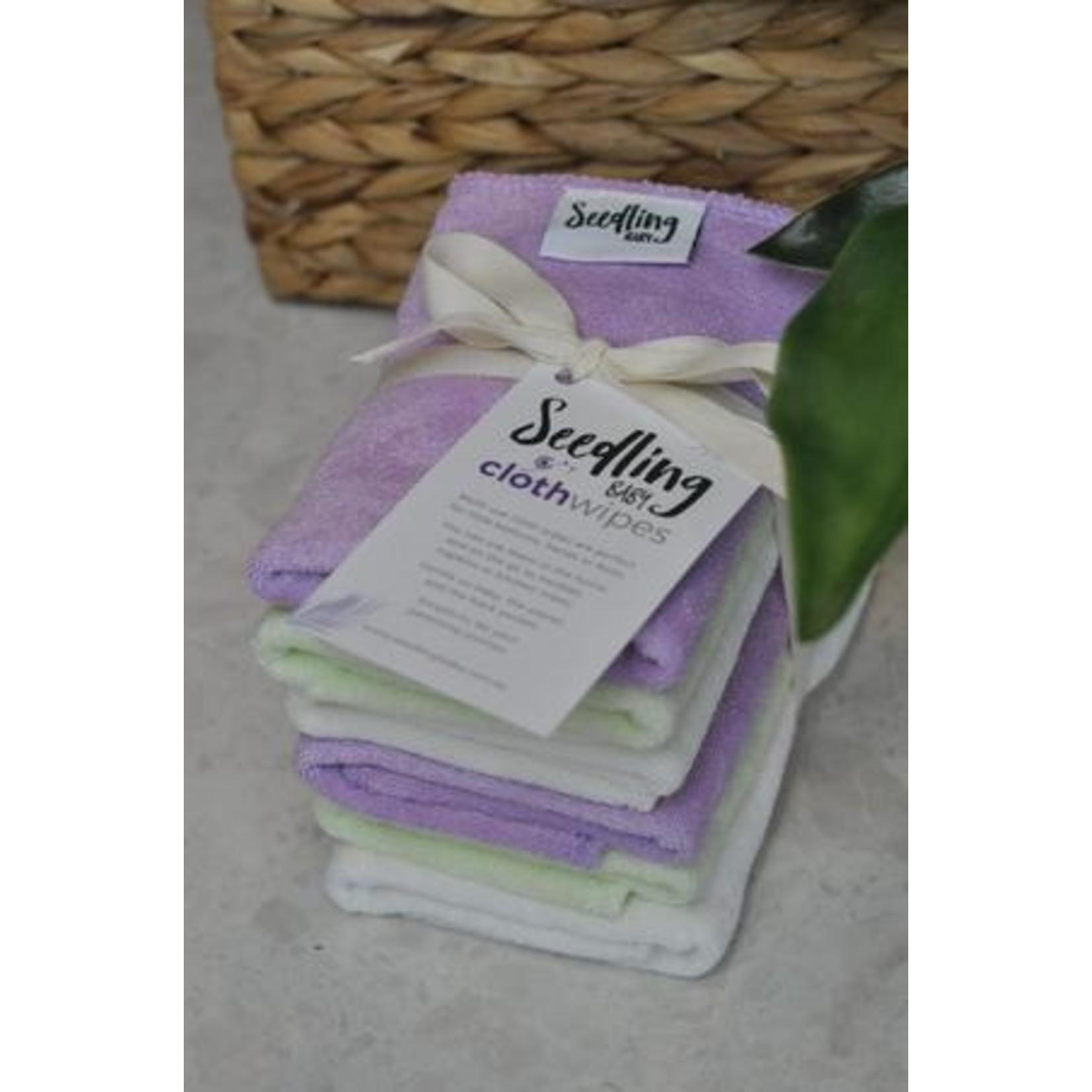 Seedling Baby Seedling Baby Wipes 6 Pack