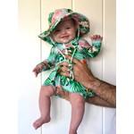 Tribe Tropical Gaga Galah Baby Swimsuit