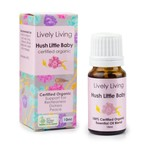 Lively Living Lively Living Organic Essential Oil Hush Little Baby