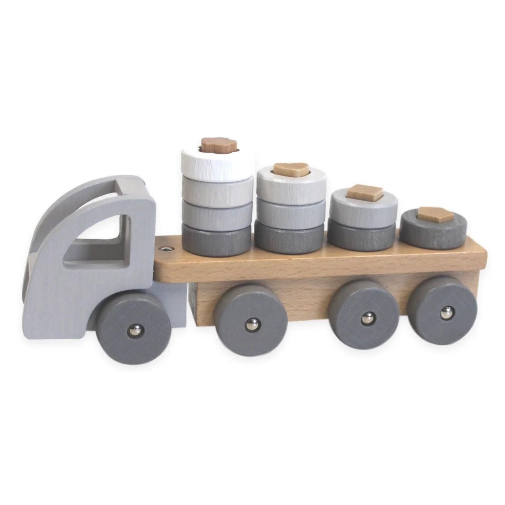 Baby Brands Discoveroo: Mini Sort n Stack Truck