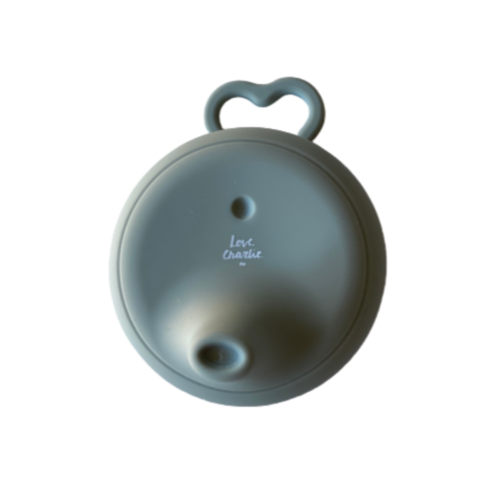 LOVE CHARLIE Love Charlie Silicone Sippy Cup Lid