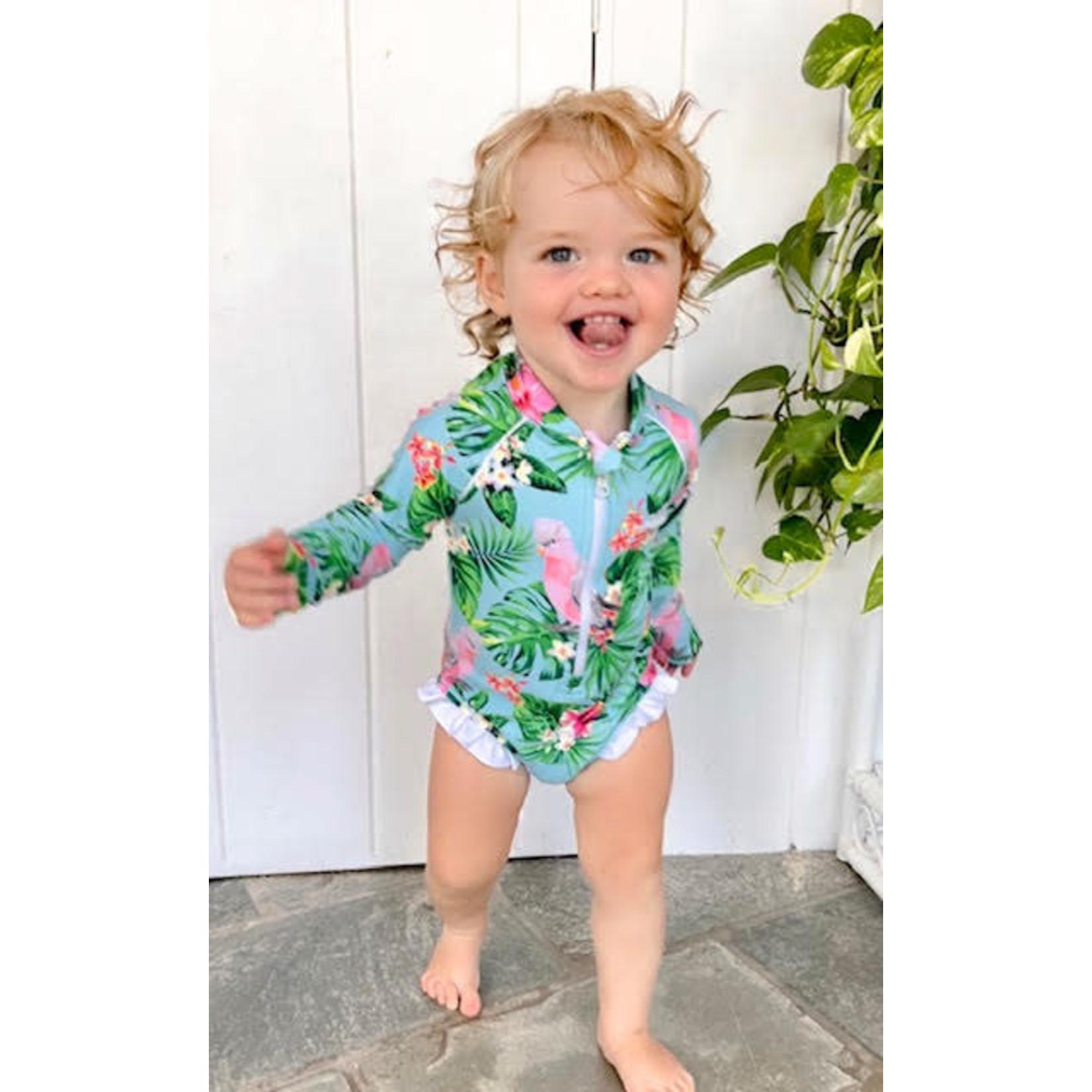 Tribe Tropical Gaga Galah Swimsuit