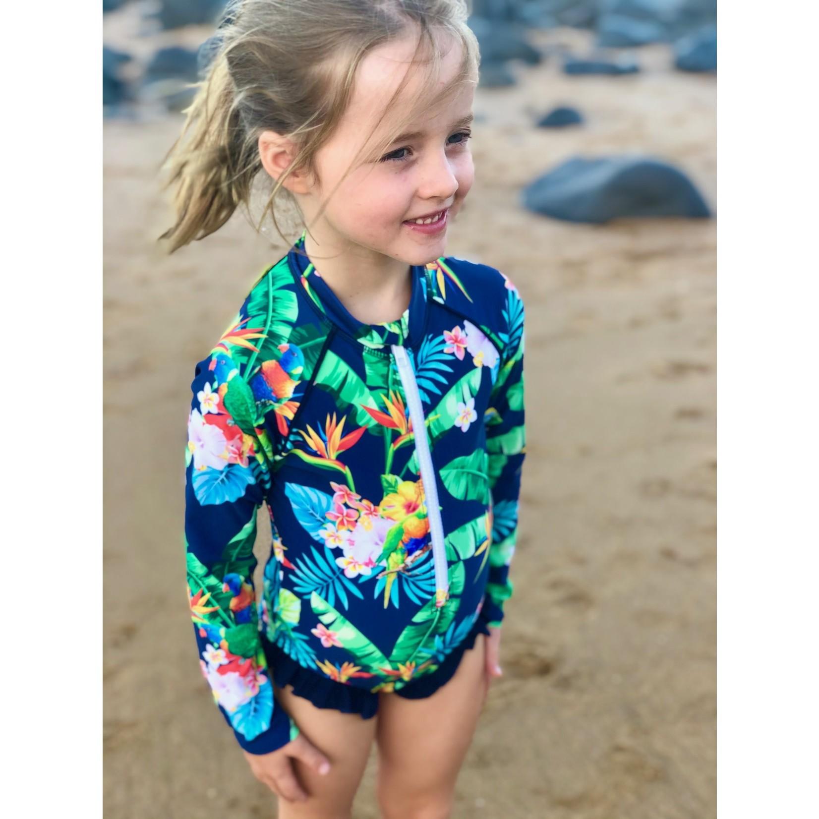Tribe Tropical Lorikeet Love Swimsuit