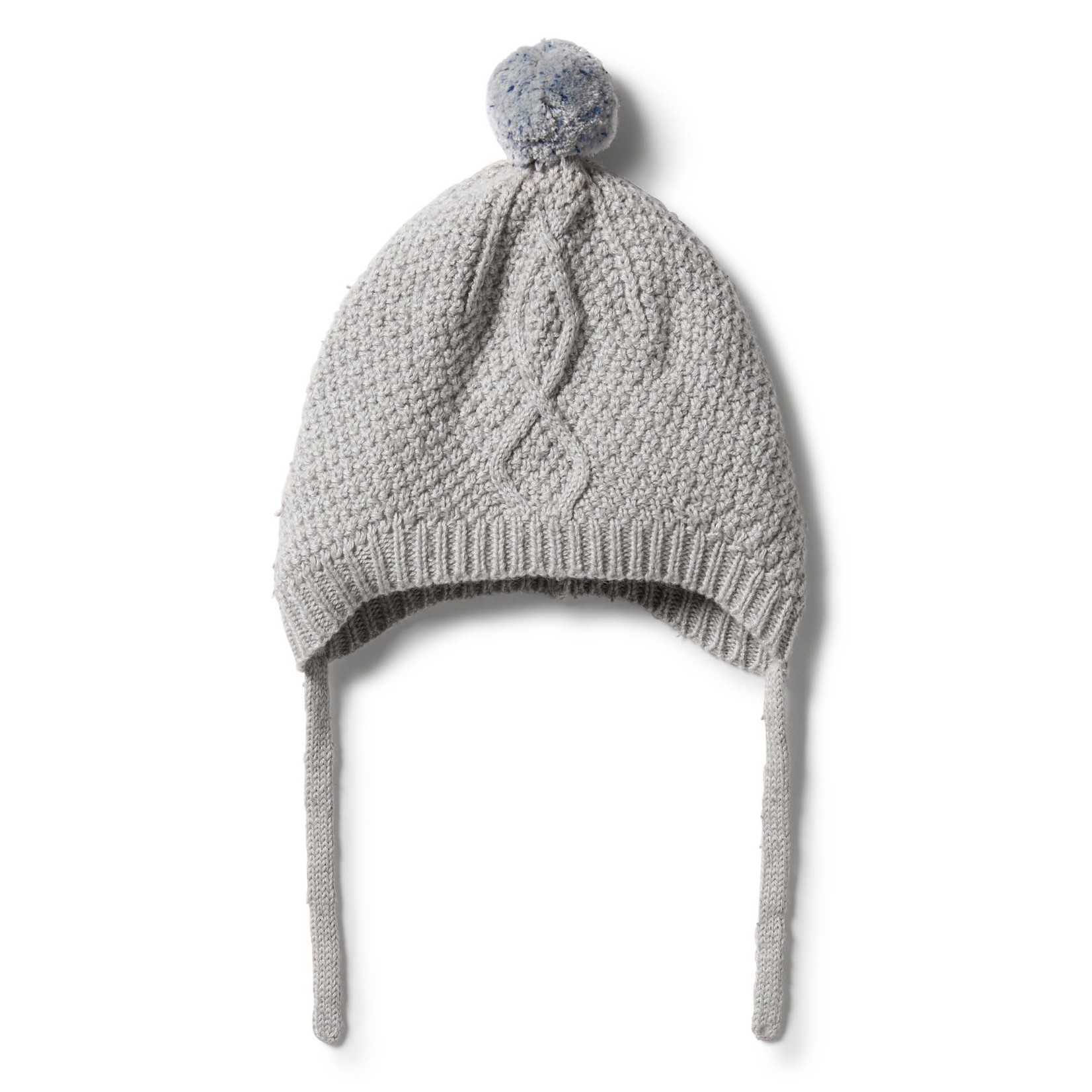 Wilson & Frenchy Wilson & Frenchy Knitted Cable Bonnet