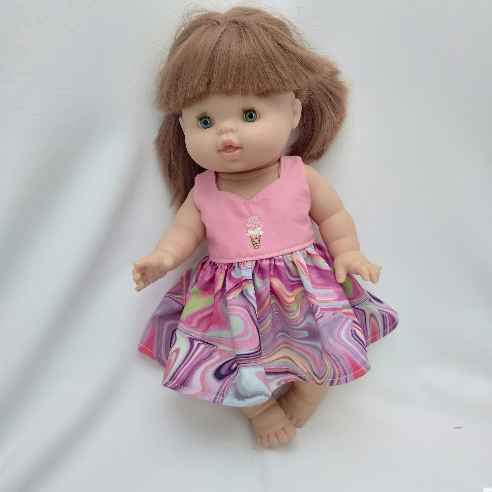Wacky Wardrobe Wacky Wardrobe 38cm Doll Dress Deluxe
