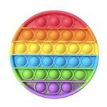 Family Products Australia POP IT Sensory Fidget toy Rainbow Circle