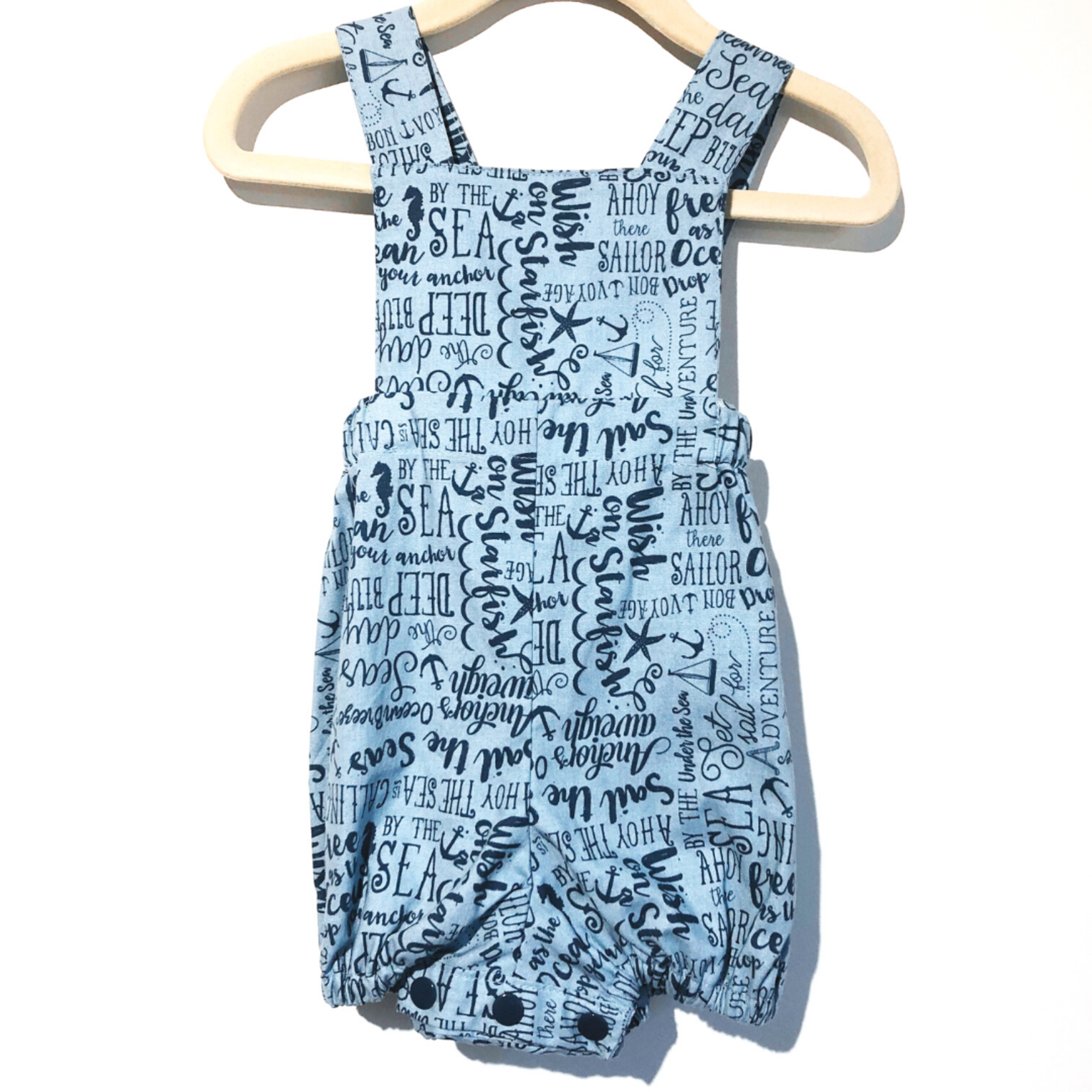 Penny's Pieces Penny's Pieces Boys Romper size 00