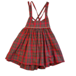 Penny's Pieces Penny's Pieces Red Check Dress