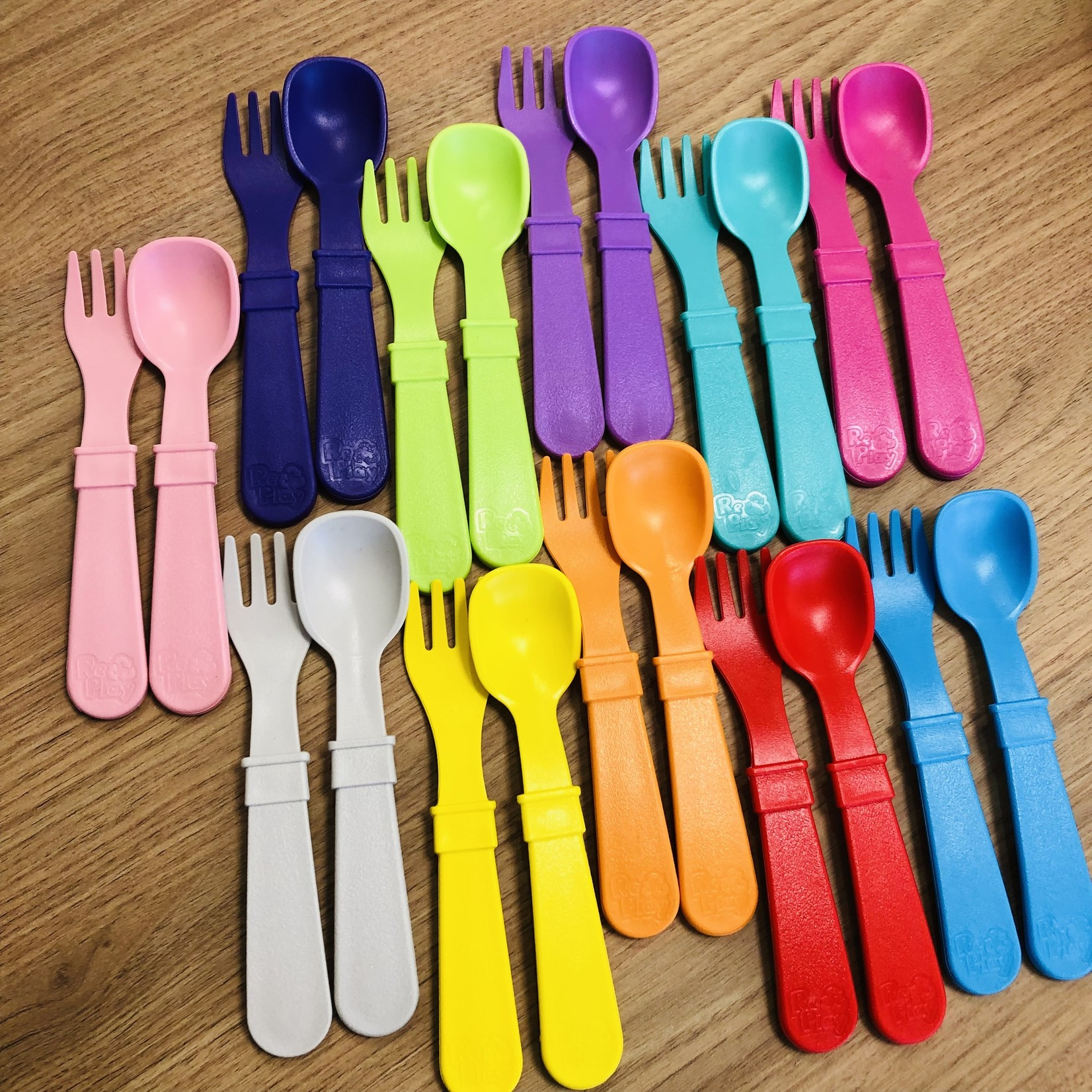 Replay Replay Cutlery Spoon and Fork Set