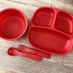 Replay Replay Dinner Set - Red