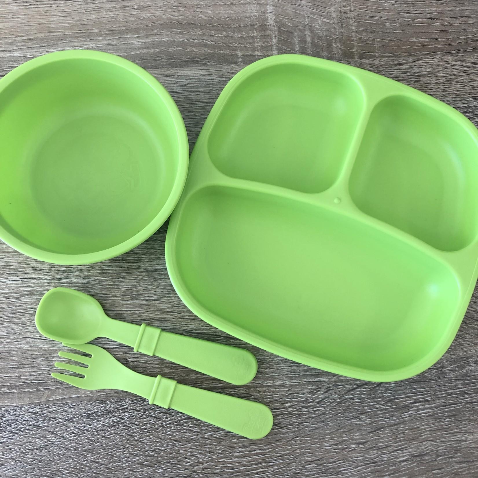 Replay Replay Dinner Set - Green
