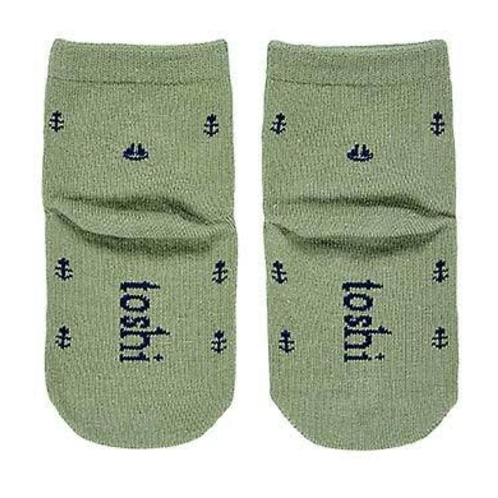 Toshi Toshi Organic Socks - Boys Nautical