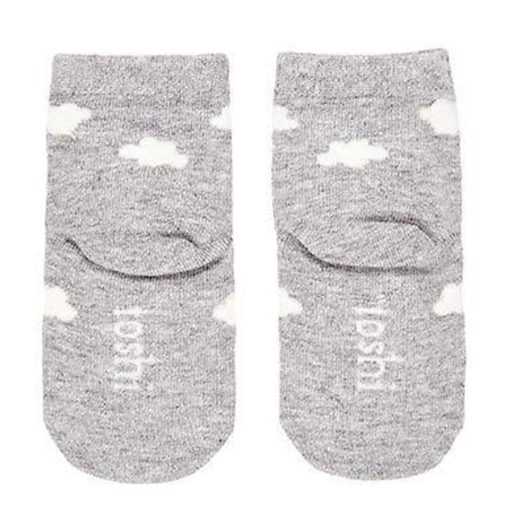 Toshi Toshi Organic Socks - Boys Clouds