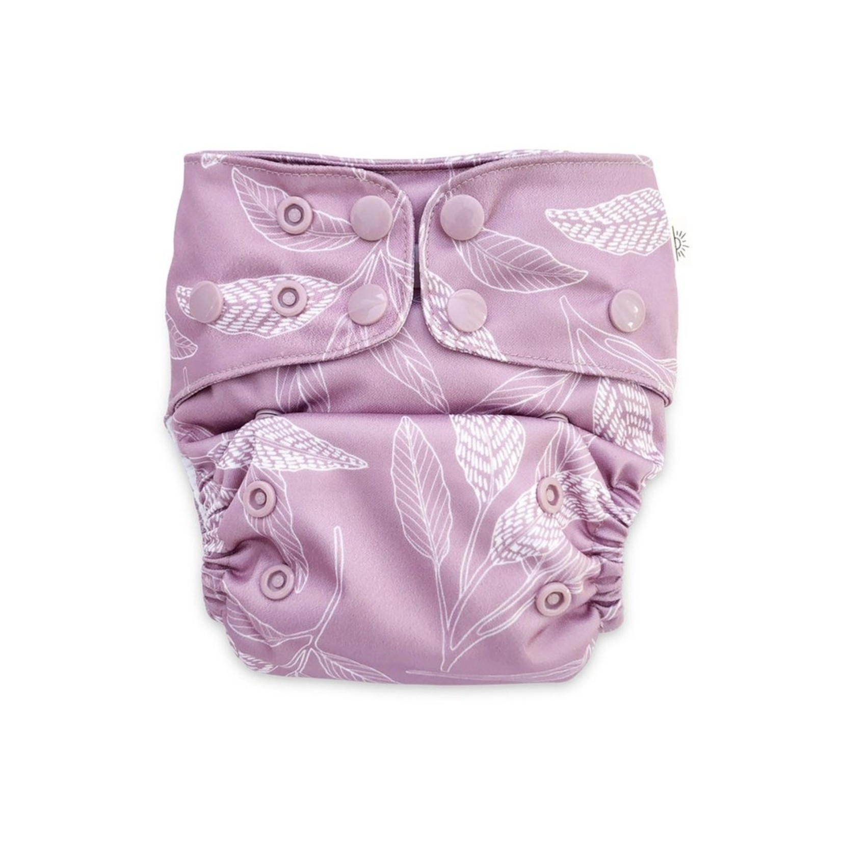 Econaps Econaps Modern Cloth Nappy Mauve