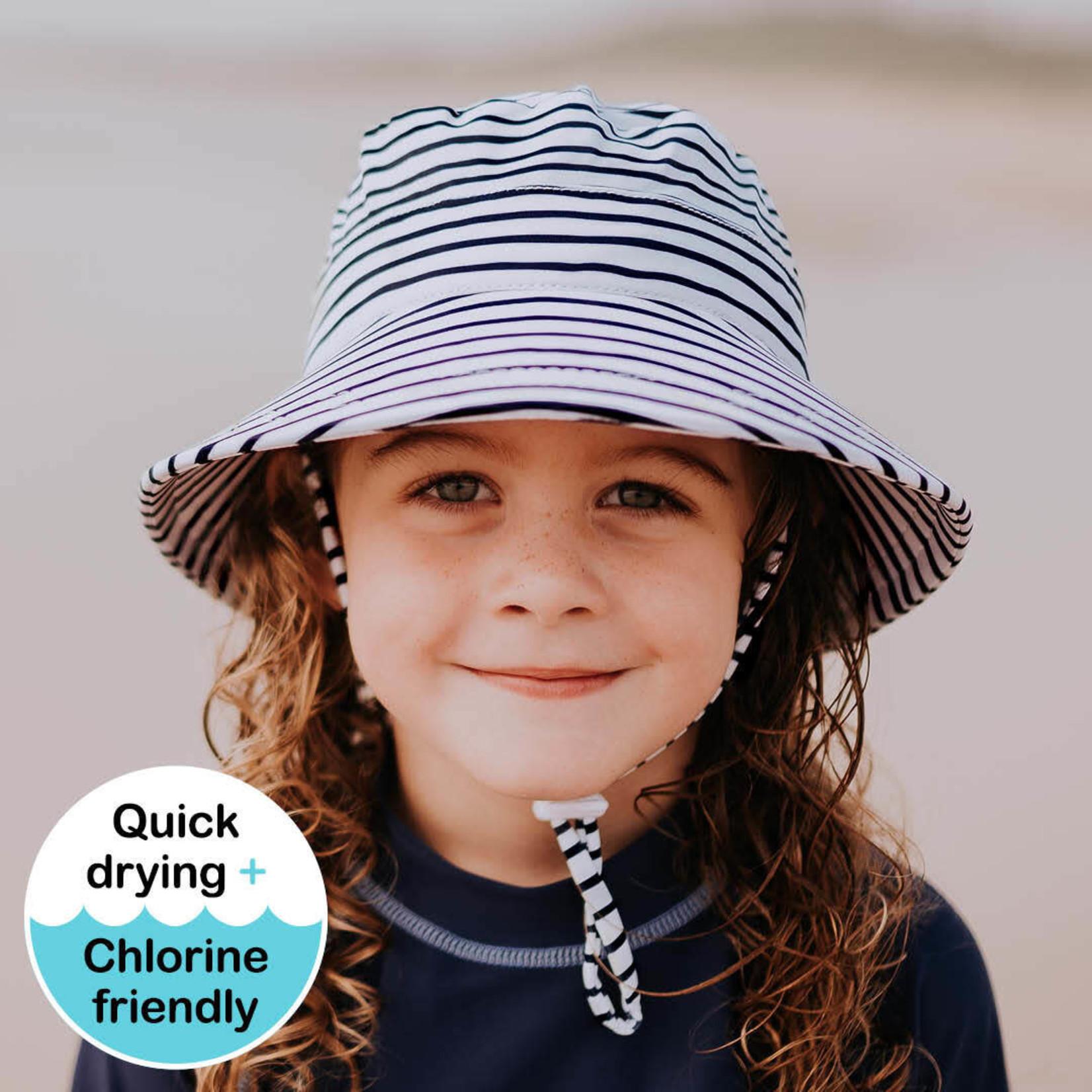 Bedhead Hats Bedhead Bucket Hat Swim - Stripe