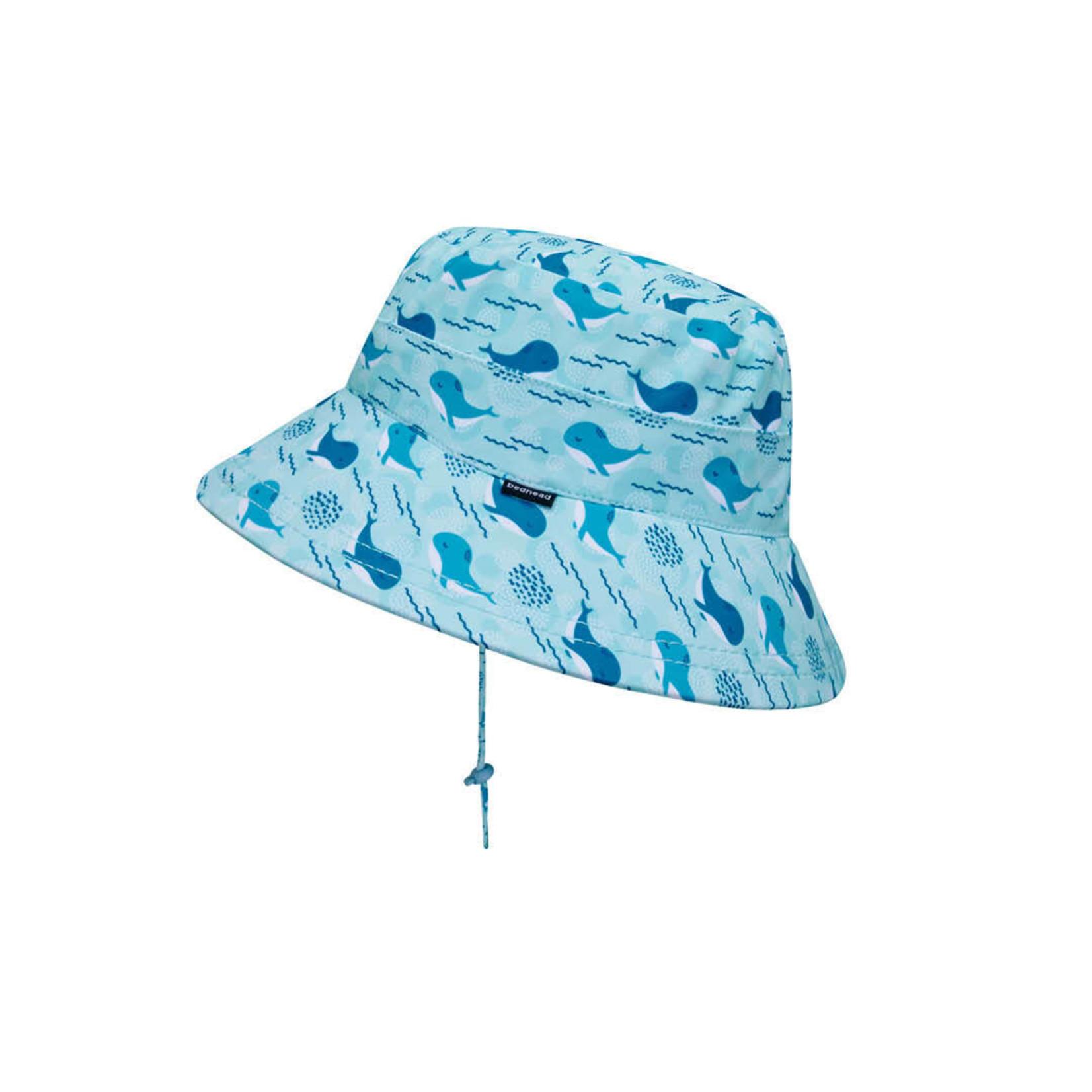 Bedhead Hats Bedhead Bucket Hat Swim - Whale