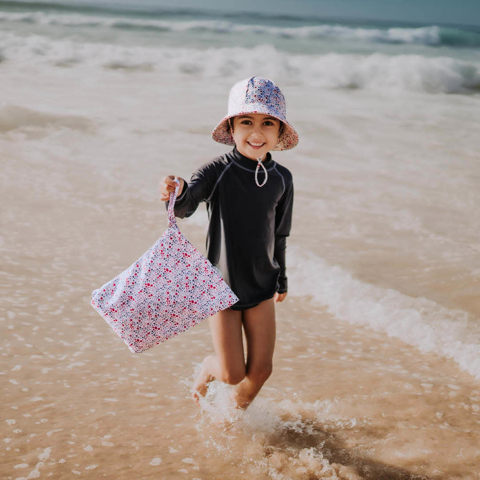 Bedhead Hats Bedhead Wet Bag - Posie
