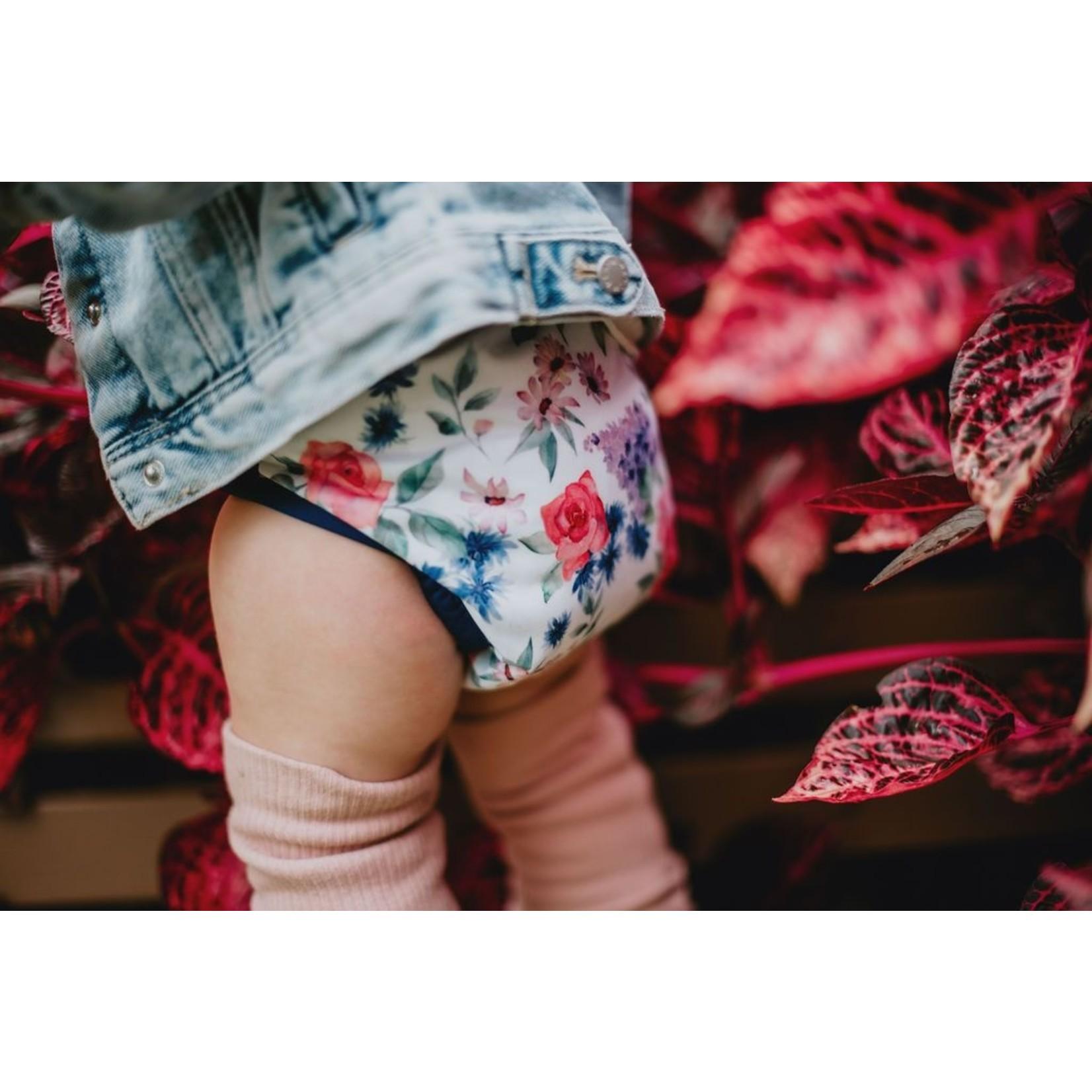 Seedling Baby Seedling Baby Multi Fit Nappy - Mumma's Garden