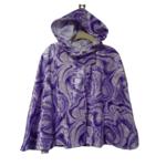 Wacky Wardrobe Wacky Wardrobe Cape Purple Swirl - Medium