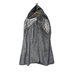 Wacky Wardrobe Wacky Wardrobe Cape Silver - Medium