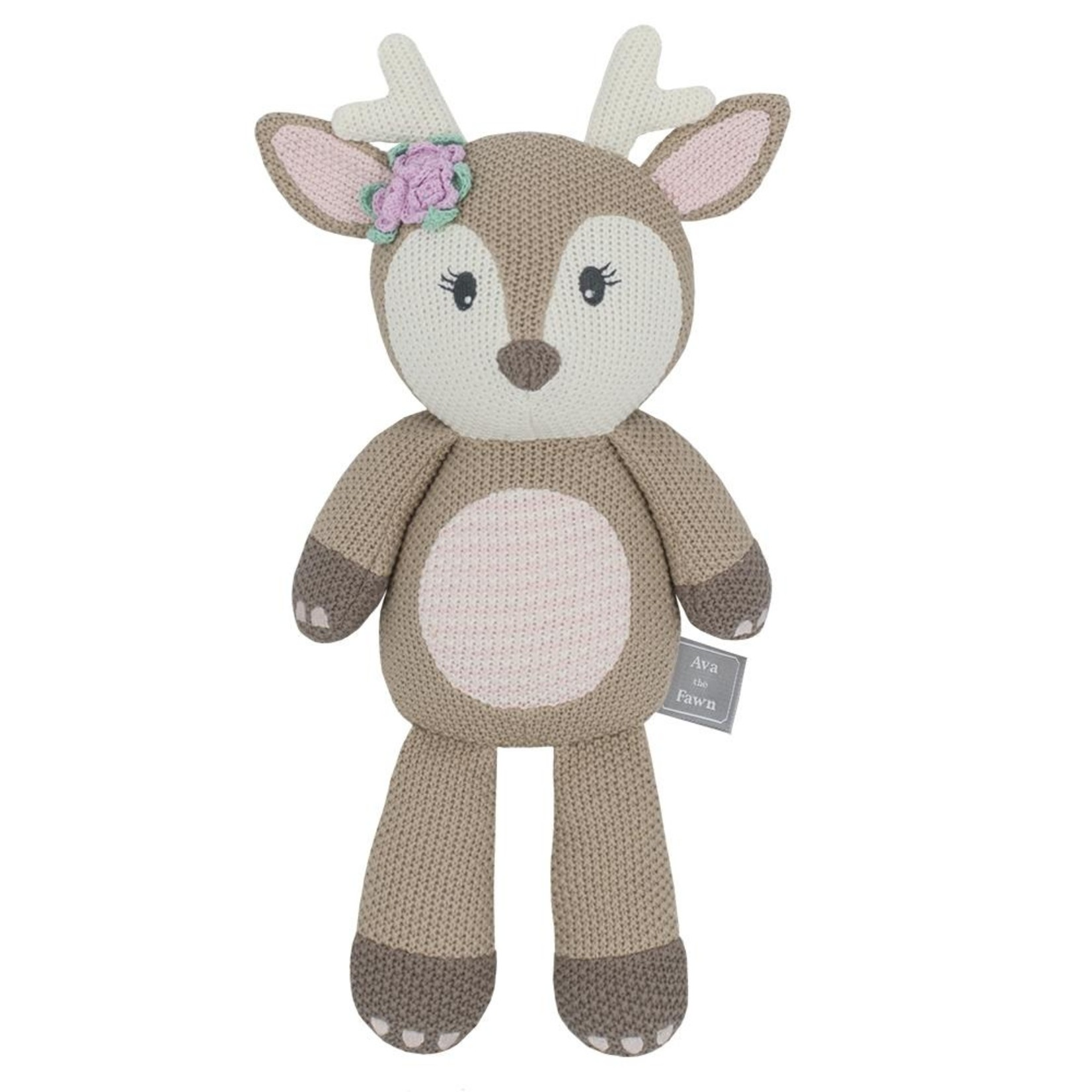 Living Textiles Living Textiles Whimsical Toy - Ava the Fawn