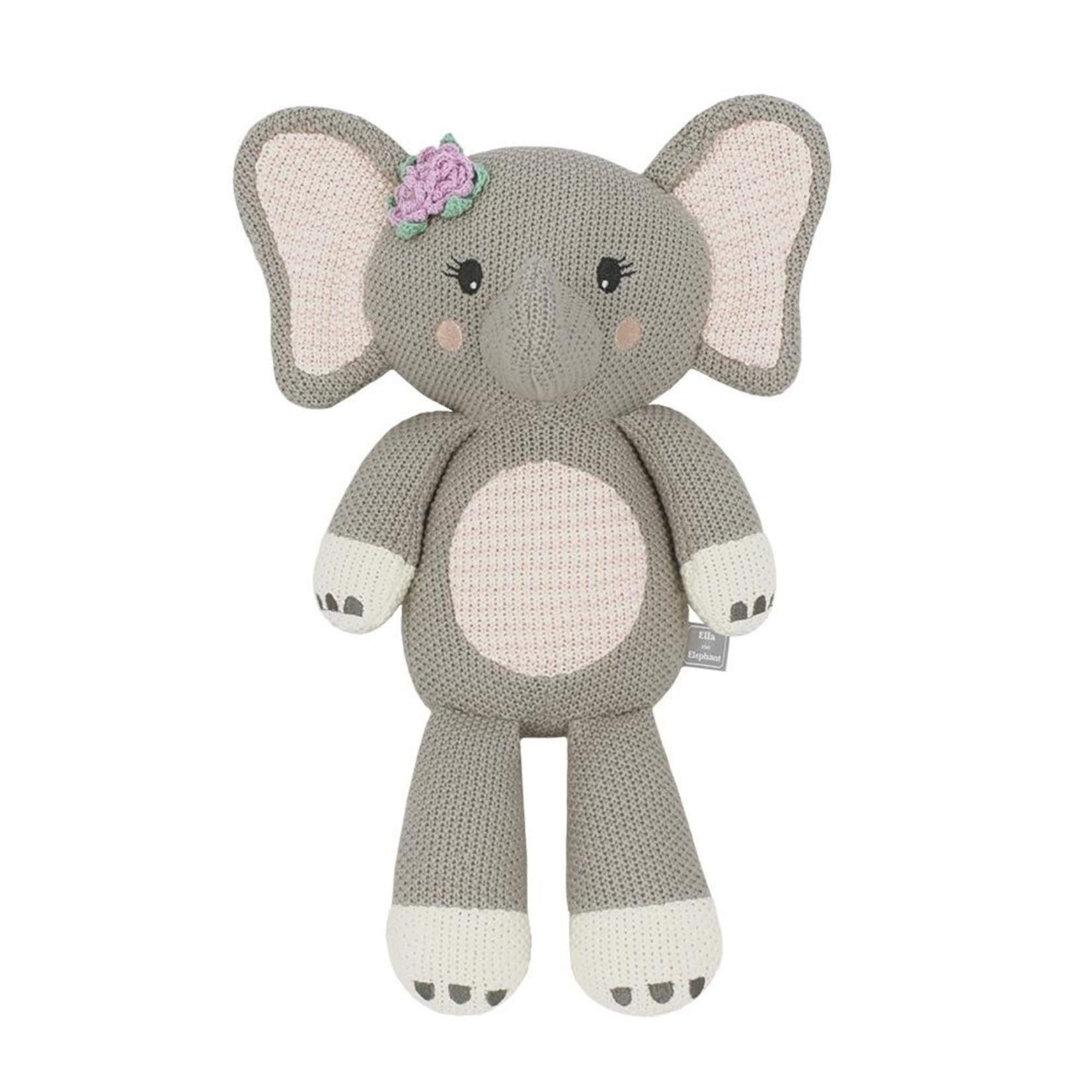 Living Textiles Living Textiles Whimsical Toy - Ella the Elephant