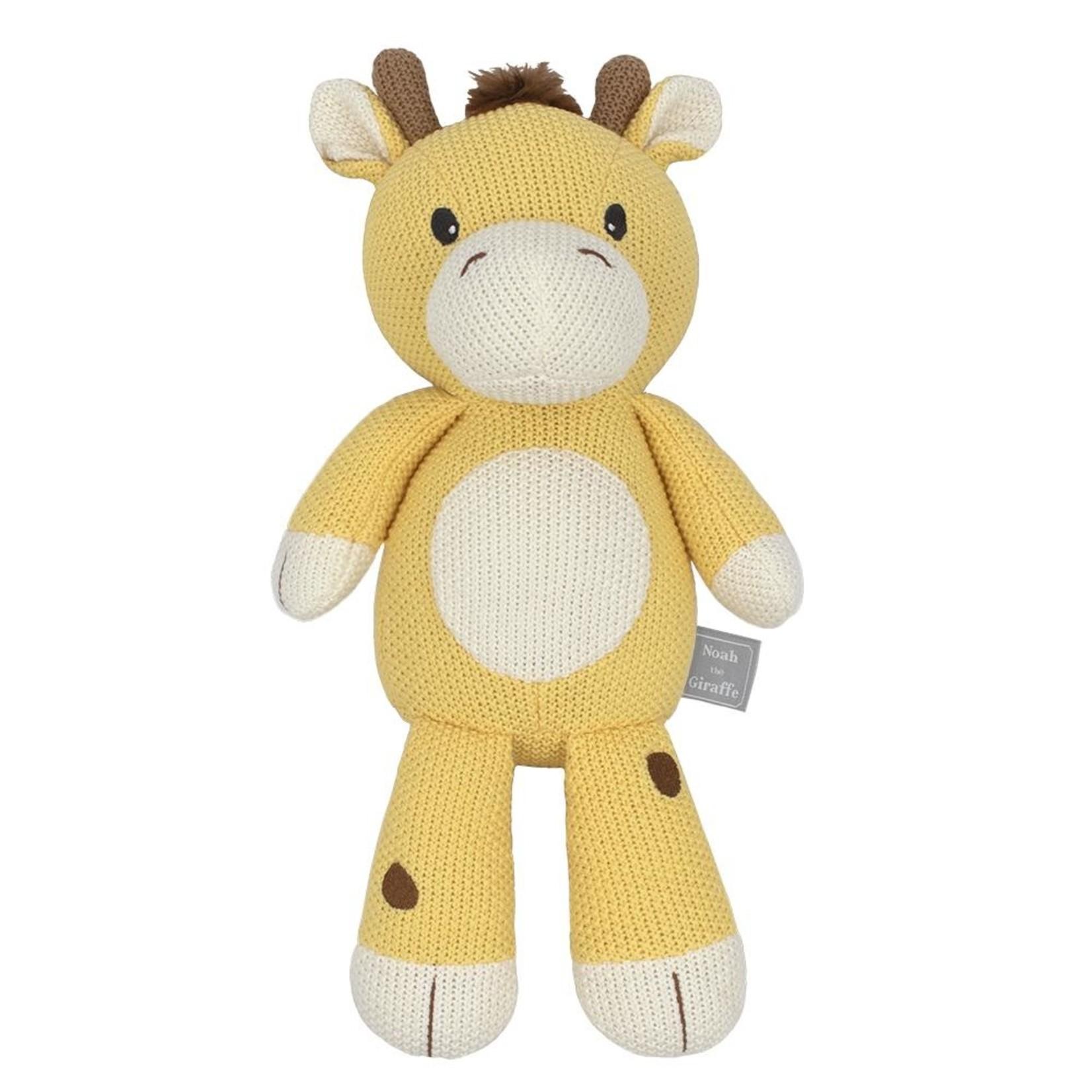 Living Textiles Living Textiles Whimsical Toy - Noah the Giraffe