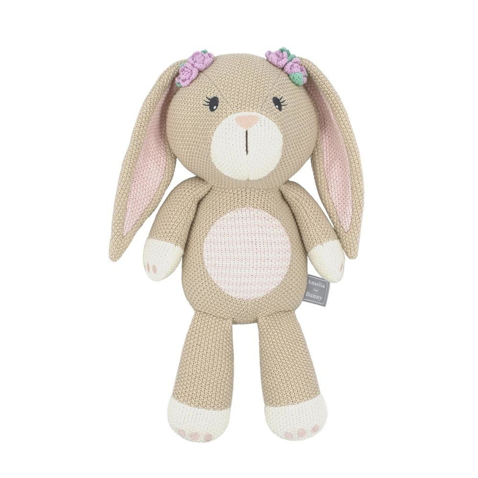 Living Textiles Living Textiles. Whimsical Toy - Amelia the Bunny