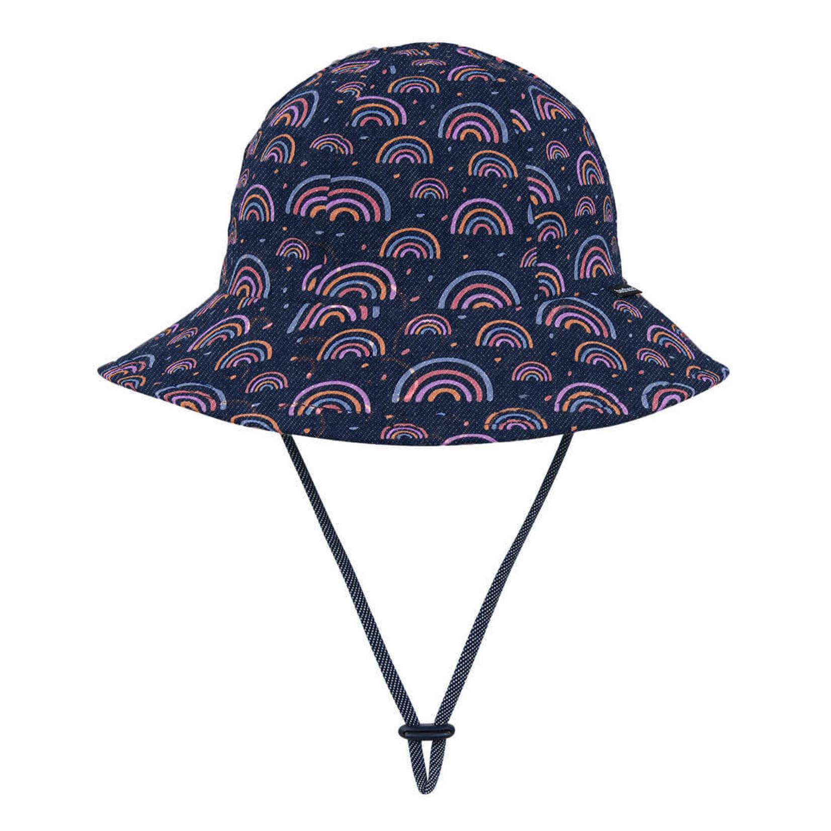 Bedhead Hats Bedhead Ponytail Bucket Hat - Rainbow