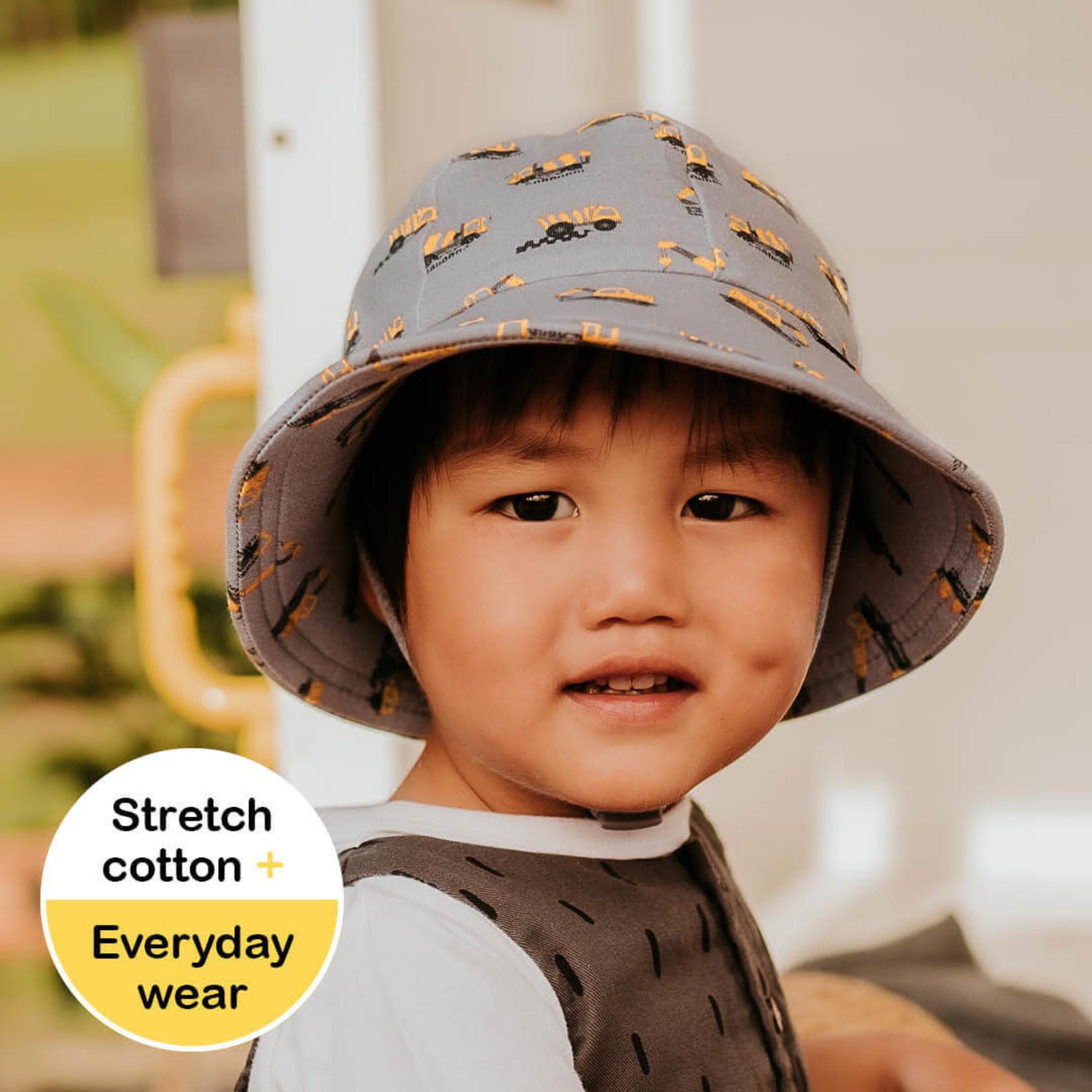 Bedhead Hats Bedhead Toddler Bucket Hat - Machinery