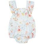 Toshi Toshi Baby Romper - SG Sky