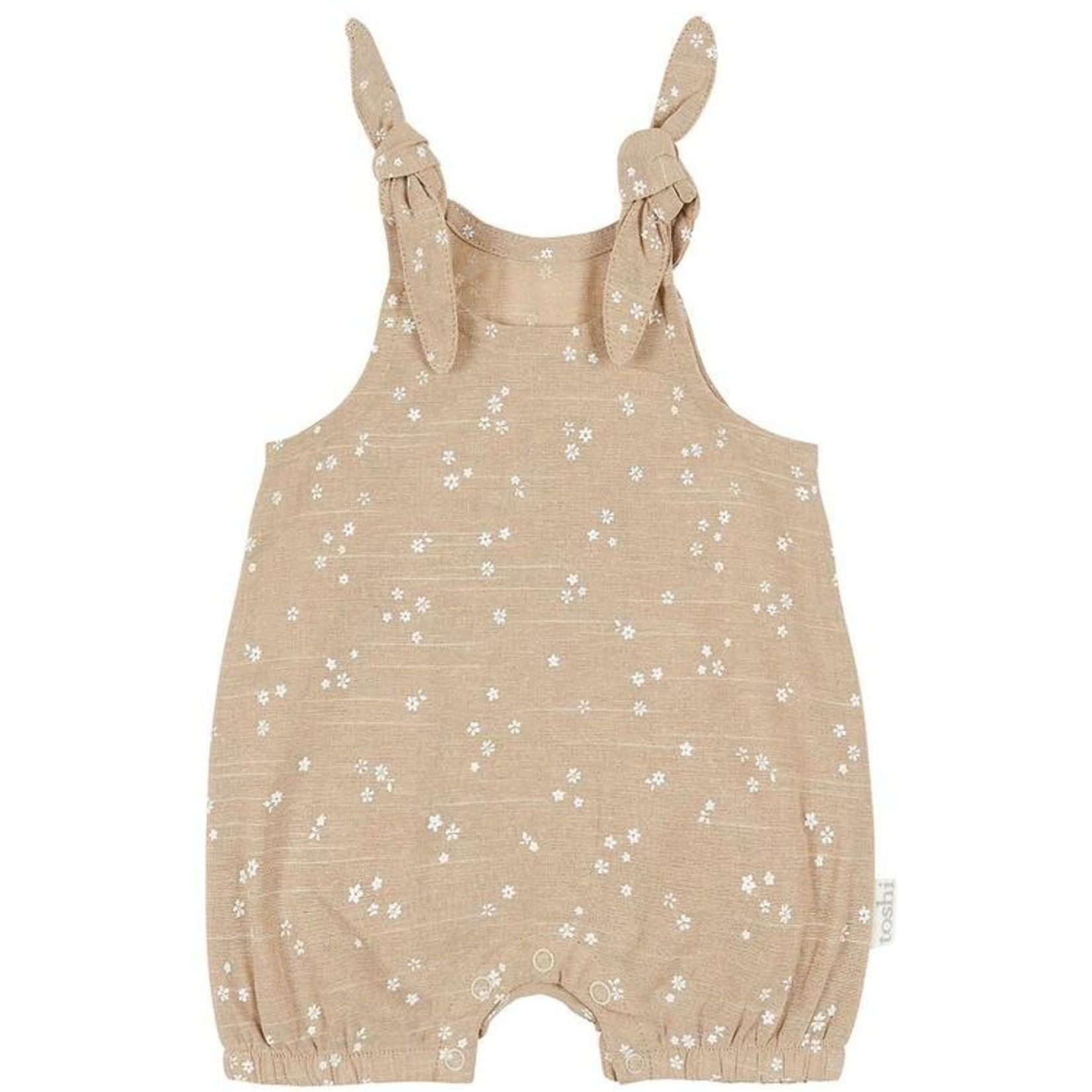 Toshi Toshi Baby Romper - Milly Cocoa
