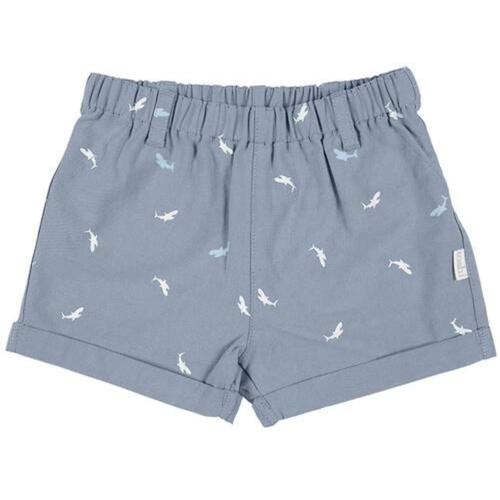 Toshi Toshi Shorts - Sharks